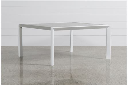 Biscayne Square Outdoor Dining Table - Main