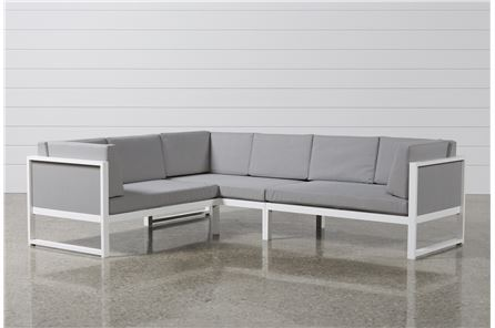 Biscayne 3 Piece Right Facing Sectional - Main