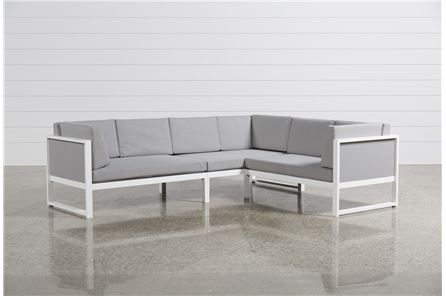 Biscayne 3 Piece Left Facing Sectional - Main