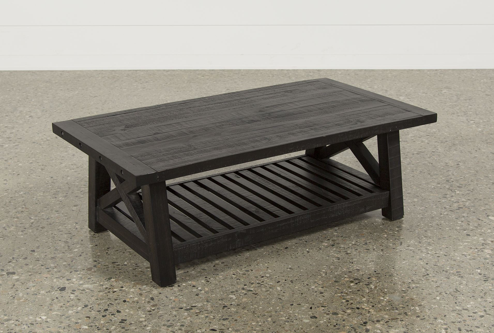 Jaxon Coffee Table Living Spaces