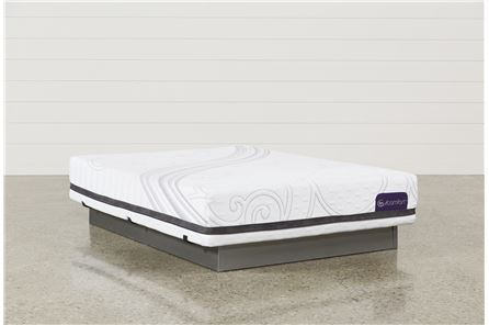 Savant III Plush Queen Mattress - Main