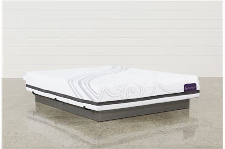 Savant III Plush Eastern King Mattress - Main