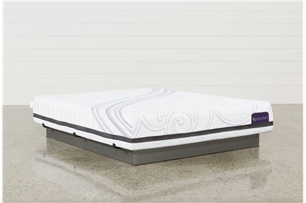 Savant III Cushion Firm California King Mattress - Main