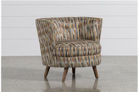 Martin Swivel Accent Chair