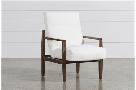 Russo Wood Accent Chair - Main