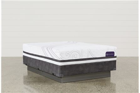 Savant III Firm Queen Mattress W/Foundation - Main