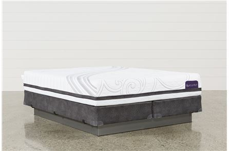 Savant III Plush California King Mattress W/Foundation - Main