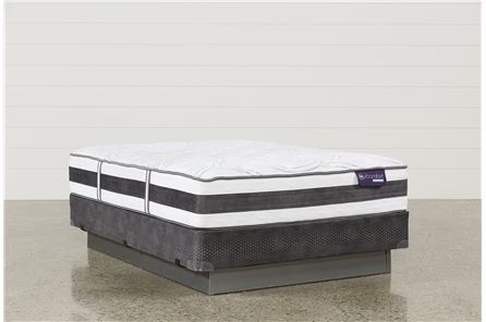 Recognition Plush Queen Mattress W/Foundation - Main