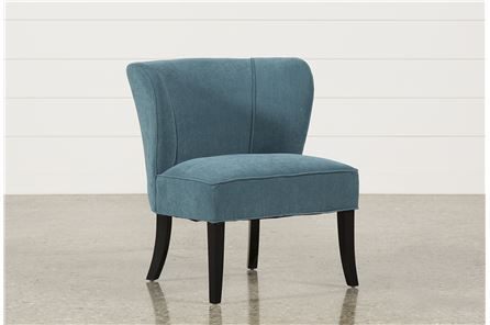Riley Blueberry Accent Chair - Main