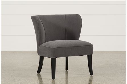 Riley Grey Accent Chair - Main