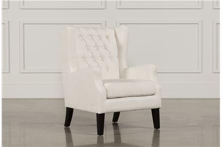 Peyton Pearl Accent Chair - Main