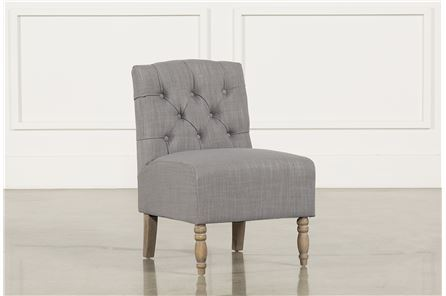Priscilla Stone Accent Chair - Main