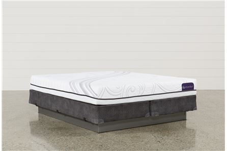 Foresight Eastern King Mattress W/Foundation - Main