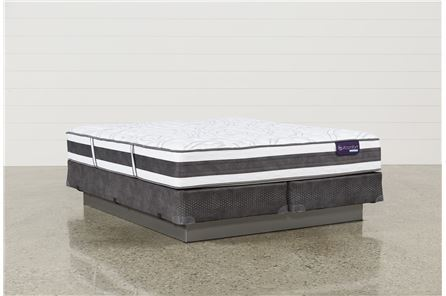 Applause II Firm California King Mattress W/Foundation - Main