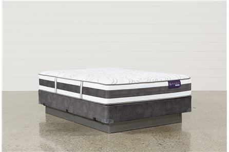 Applause II Firm Queen Mattress W/Foundation - Main