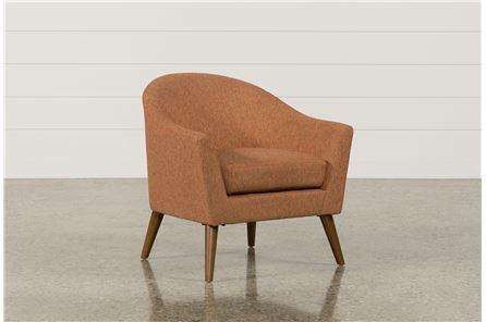 Finn Chili Accent Chair - Main