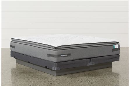 Randolph Terrace Eastern King Mattress W/Low Profile Foundation - Main