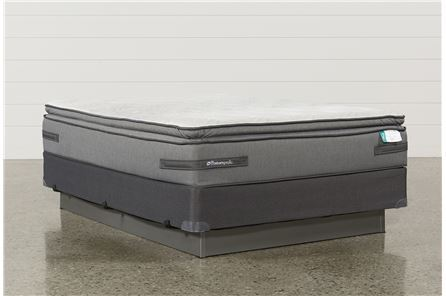 Randolph Terrace Queen Mattress W/Foundation - Main