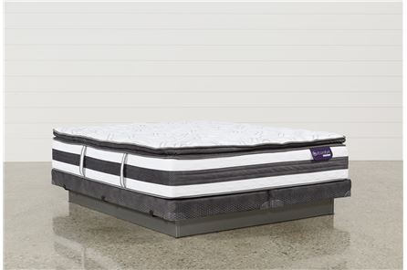 Advisor California King Mattress W/Low Profile Foundation - Main