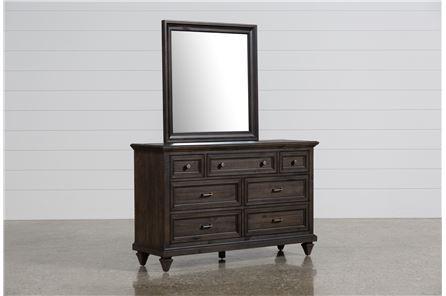 Valencia Youth Dresser/Mirror - Main