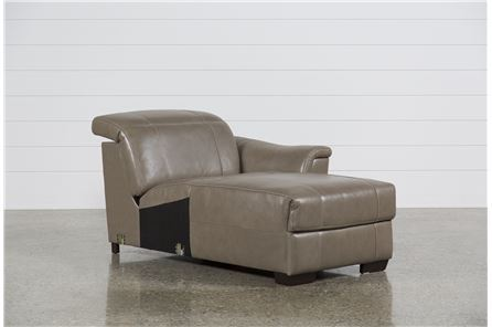 Maier Charcoal 2 Piece Sectional W Sleeper Amp Left Facing
