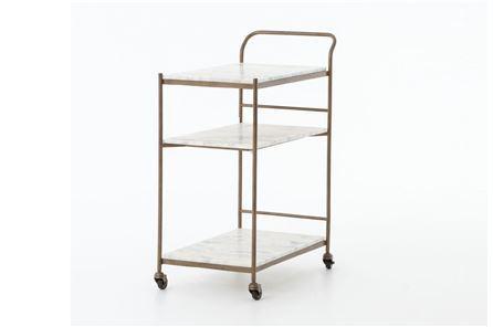 Otb Gabon Bar Cart - Main