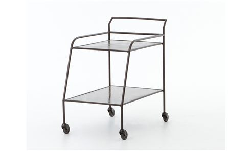 Otb Alexander Bar Cart - Main