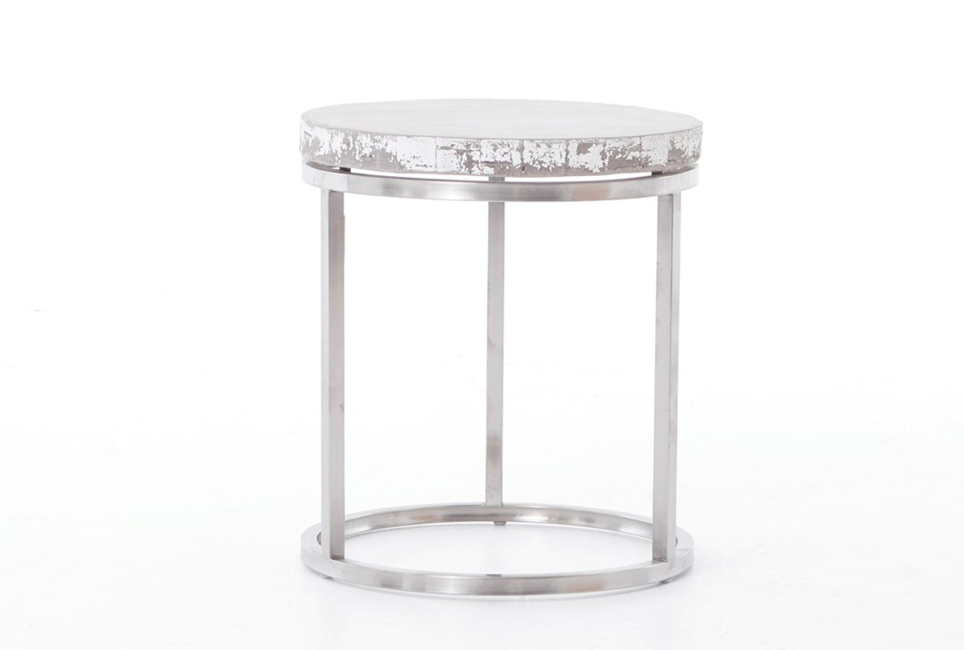 Otb Marcel Round End Table