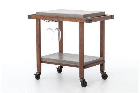 Otb Jensen Bar Cart - Main