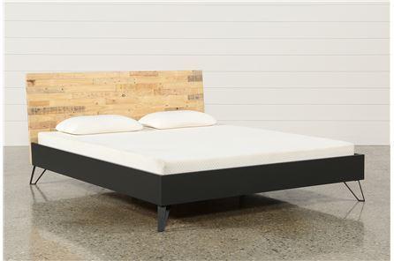 Matix California King Platform Bed - Main