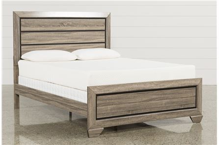 Farrell Queen Panel Bed - Main
