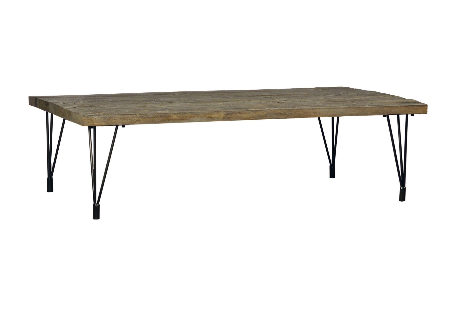 Otb Grey Tone Coffee Table Living Spaces