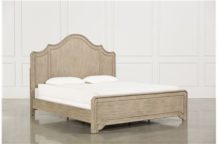 Caira California King Panel Bed - Main