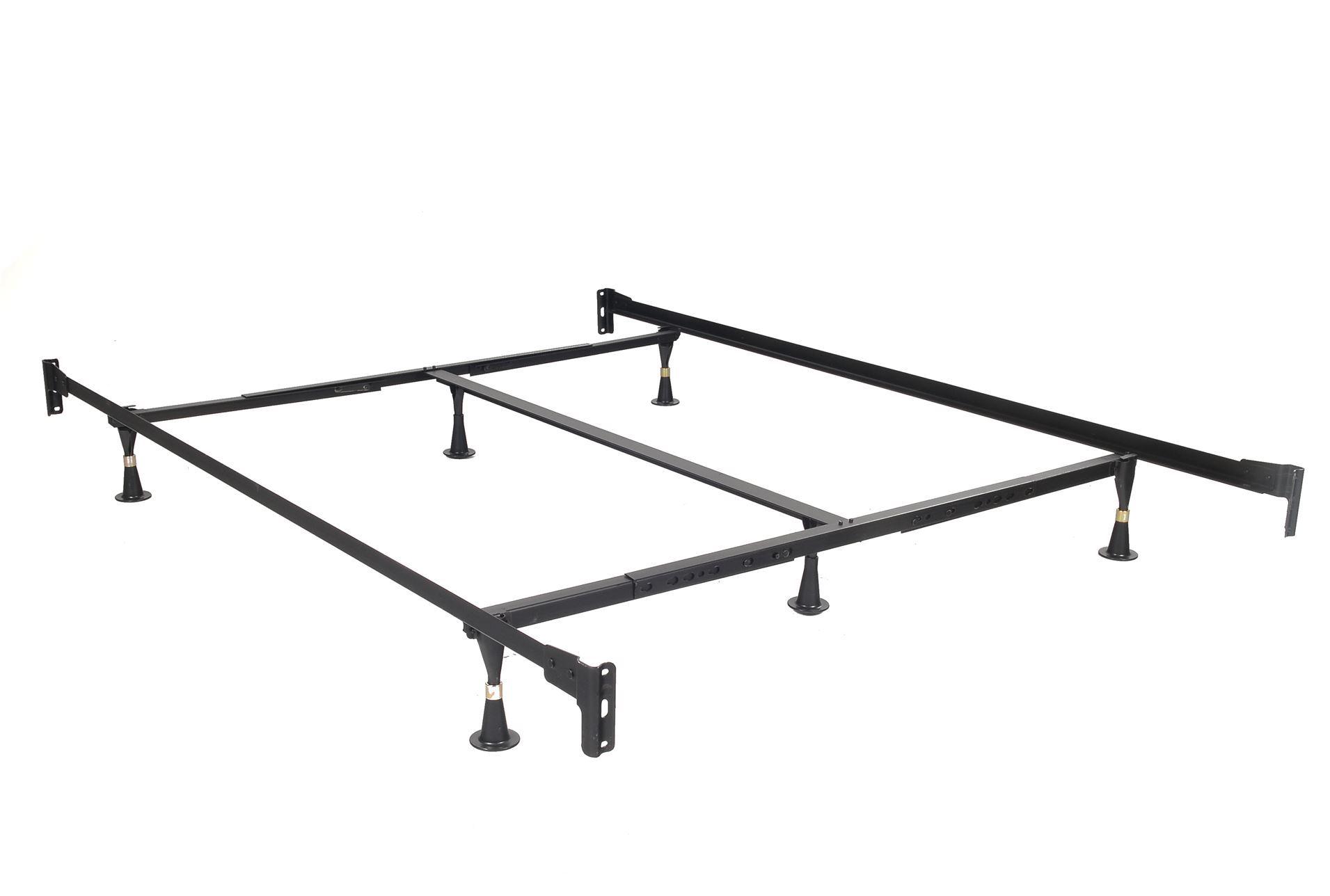 queen eastern king bed frame living spaces. Black Bedroom Furniture Sets. Home Design Ideas