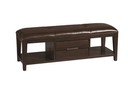 Sable Bed Bench - Signature
