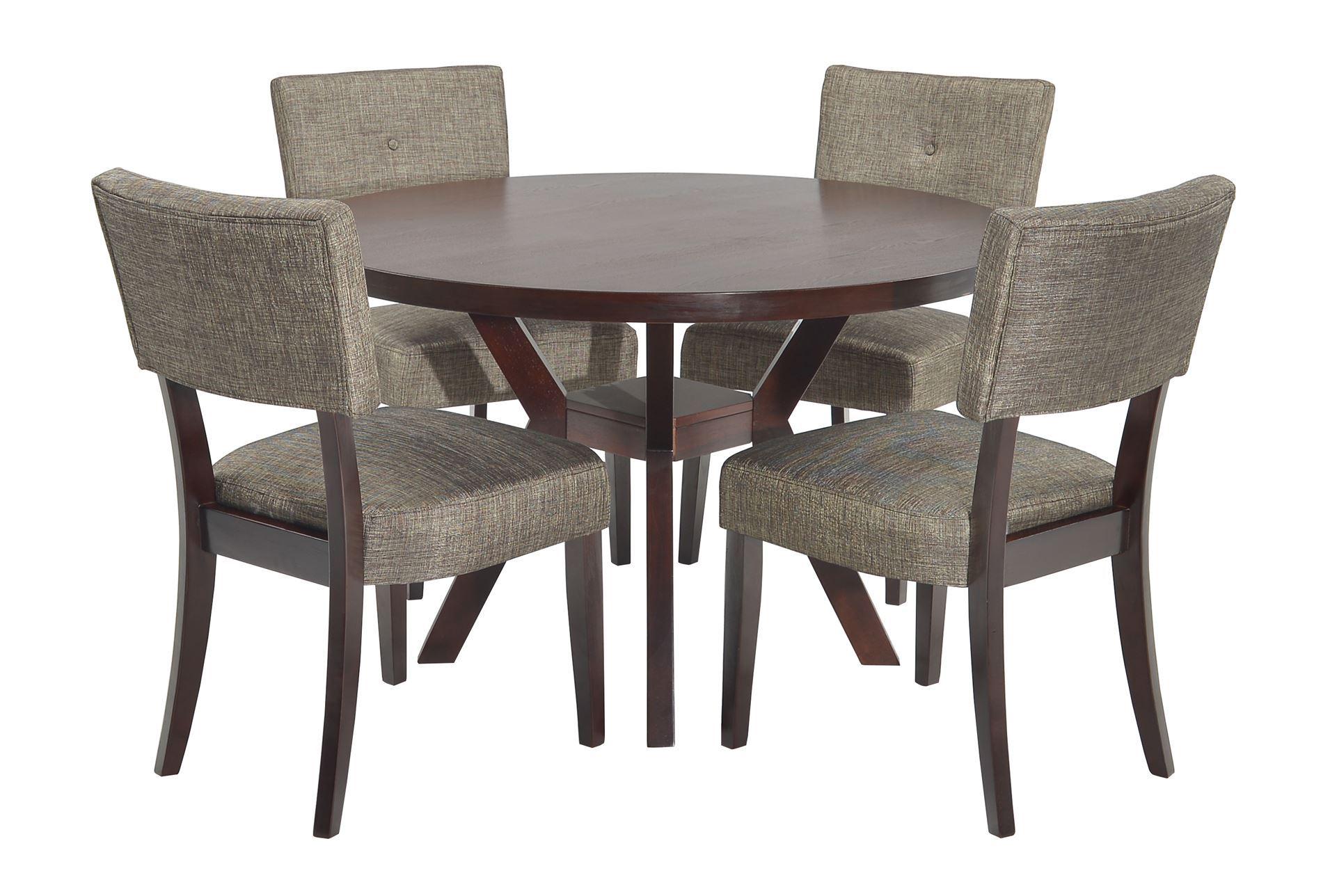 Macie 5 Piece Round Dining Set - Living Spaces