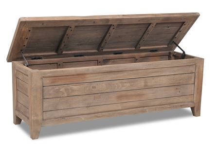 Everest Blanket Chest - Signature