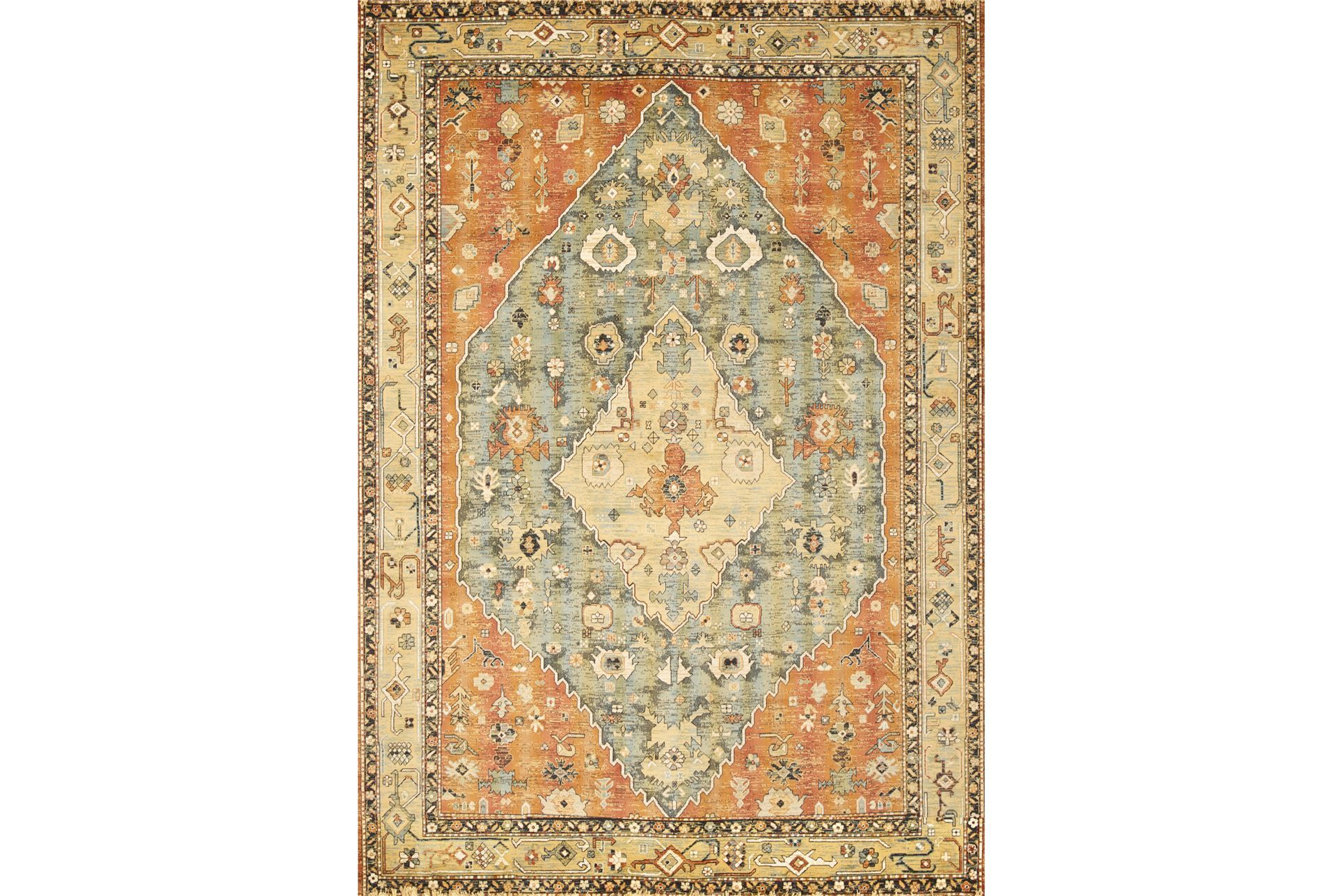 93x126 rug sonoma gallatin living spaces for Living spaces rugs