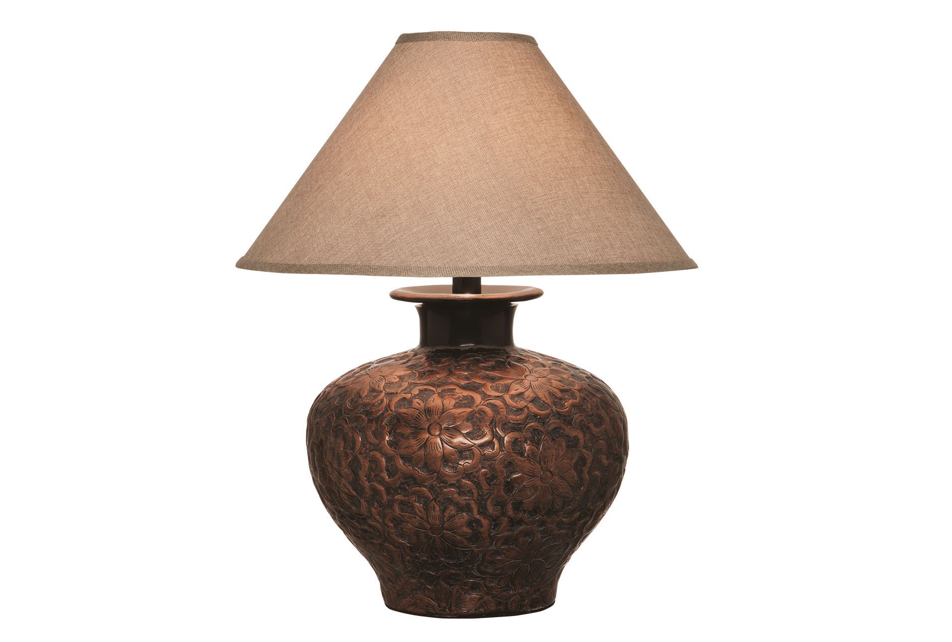 Hammered Metal Table Lamps Myideasbedroomcom