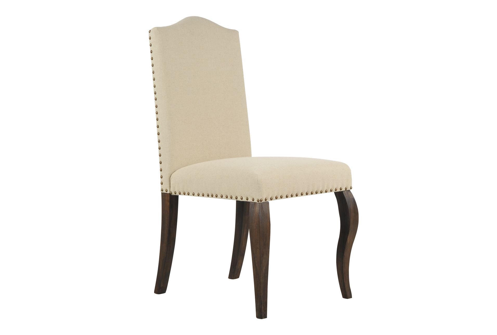 Diego upholstered side chair living spaces - Upholstered chairs for small spaces concept ...
