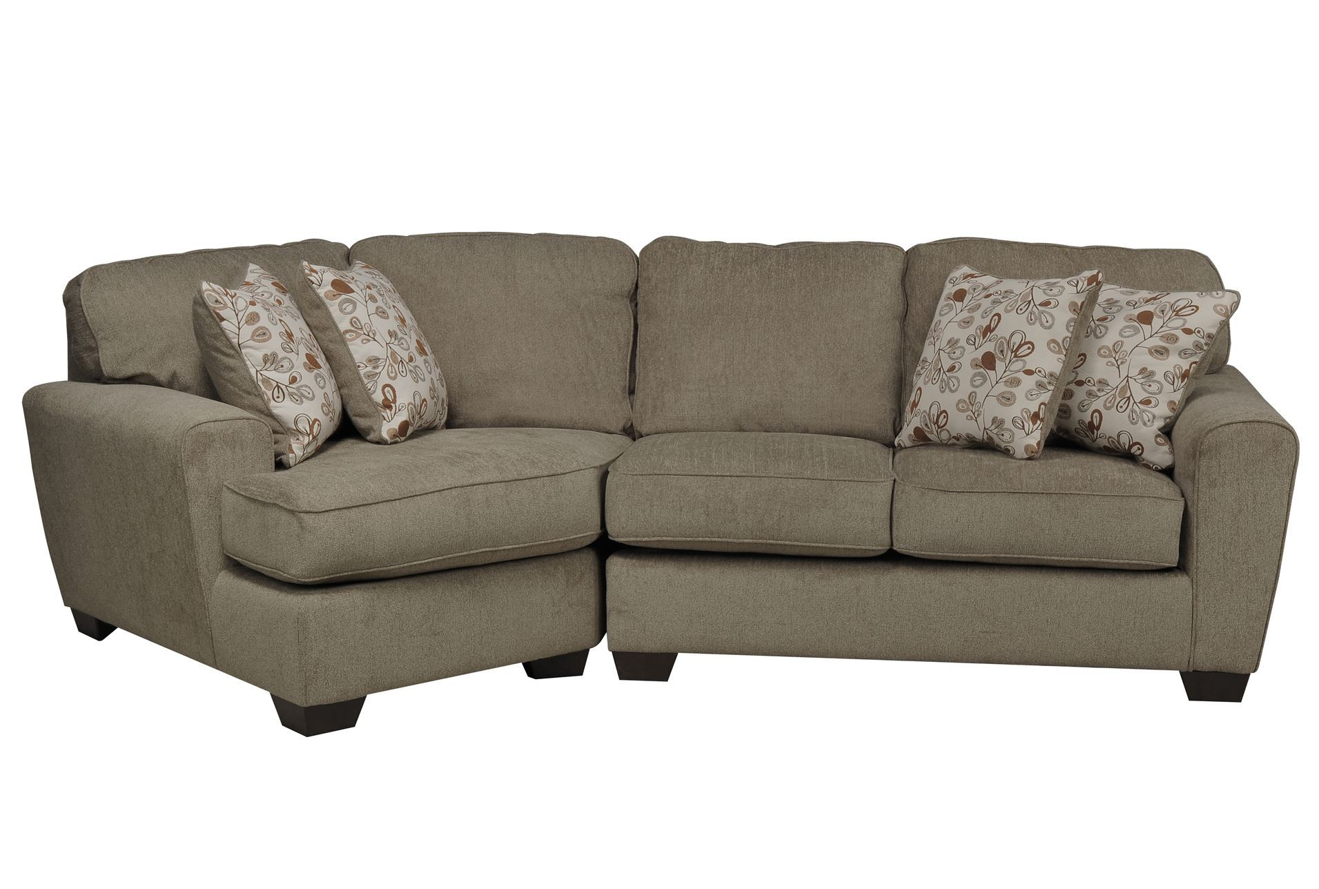 Patola Park 2 Piece Sectional W/Laf Cuddler Chaise ...
