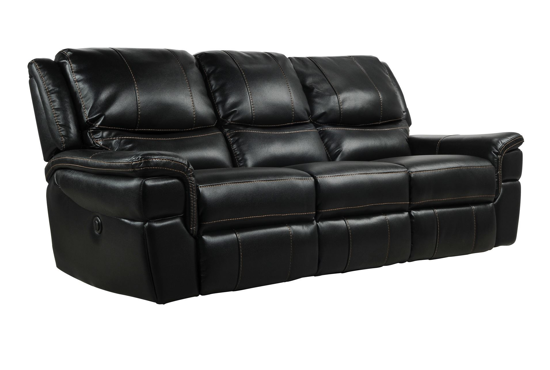 Abrams Power Reclining Sofa Living Spaces
