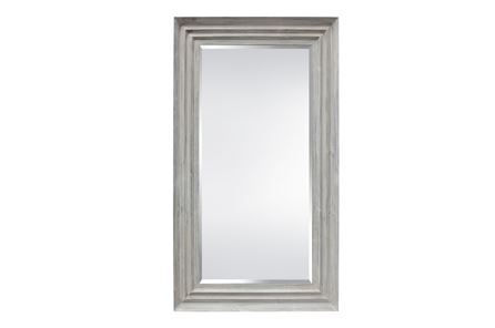 Display product reviews for LEANER MIRROR-GREY WASH 49X85