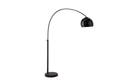 Display product reviews for FLOOR LAMP-BELLINA ARC MATTE BLACK