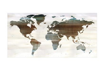 Display product reviews for PICTURE-OMBRE WORLD MAP
