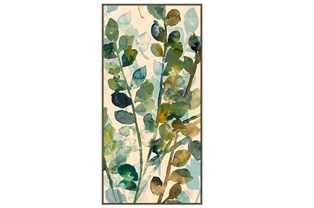 Display product reviews for PICTURE-WATERCOLOR LEAVES