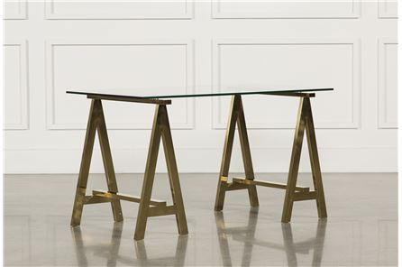 Display product reviews for KIT-TRAVAIL GLASS DESK