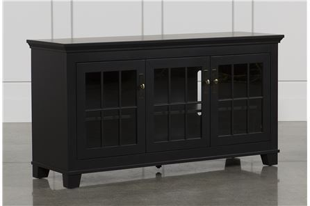 Display product reviews for HAMDEN BLACK 62 INCH TV CONSOLE