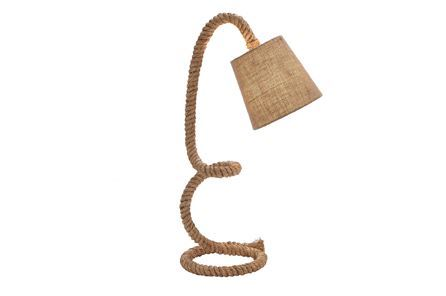 Display product reviews for TABLE LAMP-TWISTED ROPE