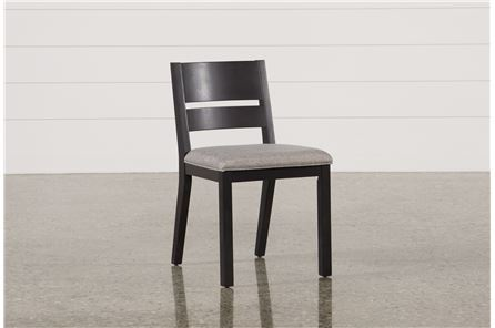 Display product reviews for MODERN UPHOLSTERED SEAT SIDE CHAIR